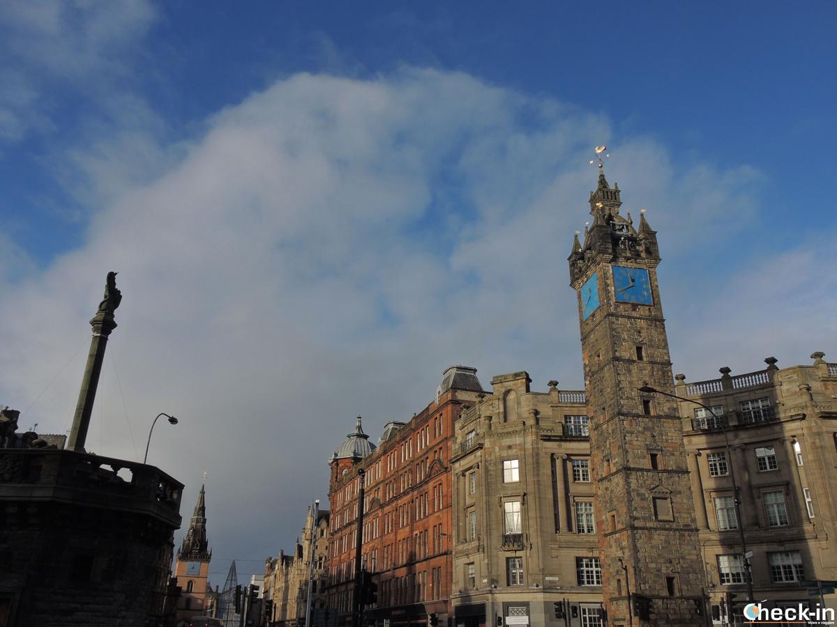 La Glasgow Tolbooth, Scozia