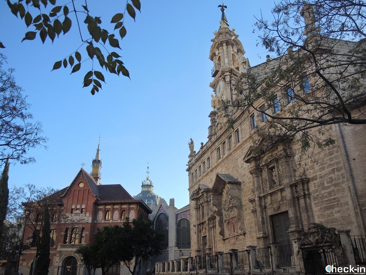 Itinerario a piedi nel Barrio del Carmen di Valencia (Spagna)