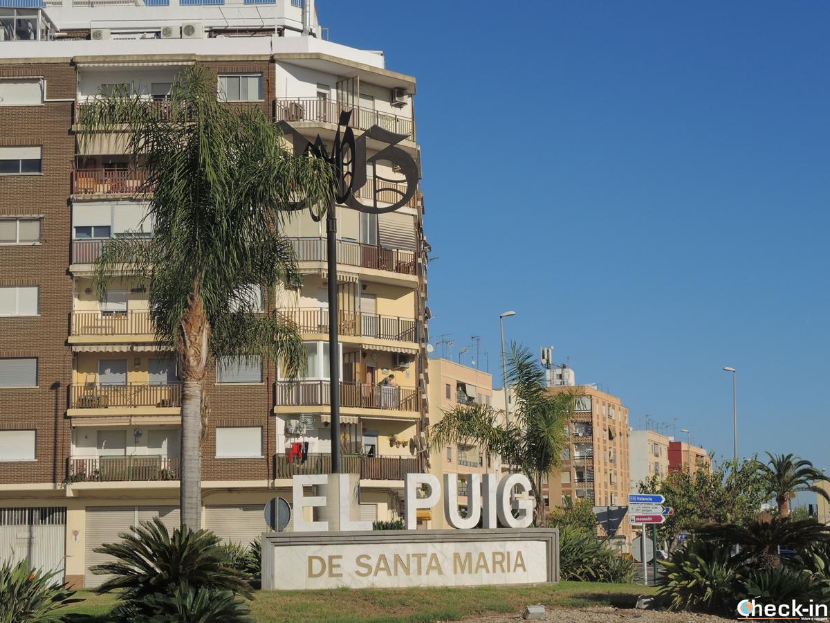 Ruta de las Esculturas a El Puig: omaggio a Gutenberg