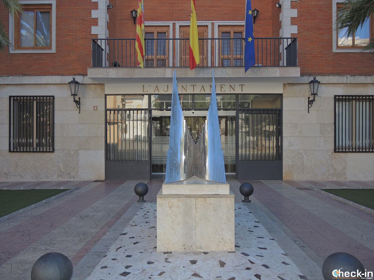 Ruta de las Esculturas a El Puig: omaggio al Re Giacomo I