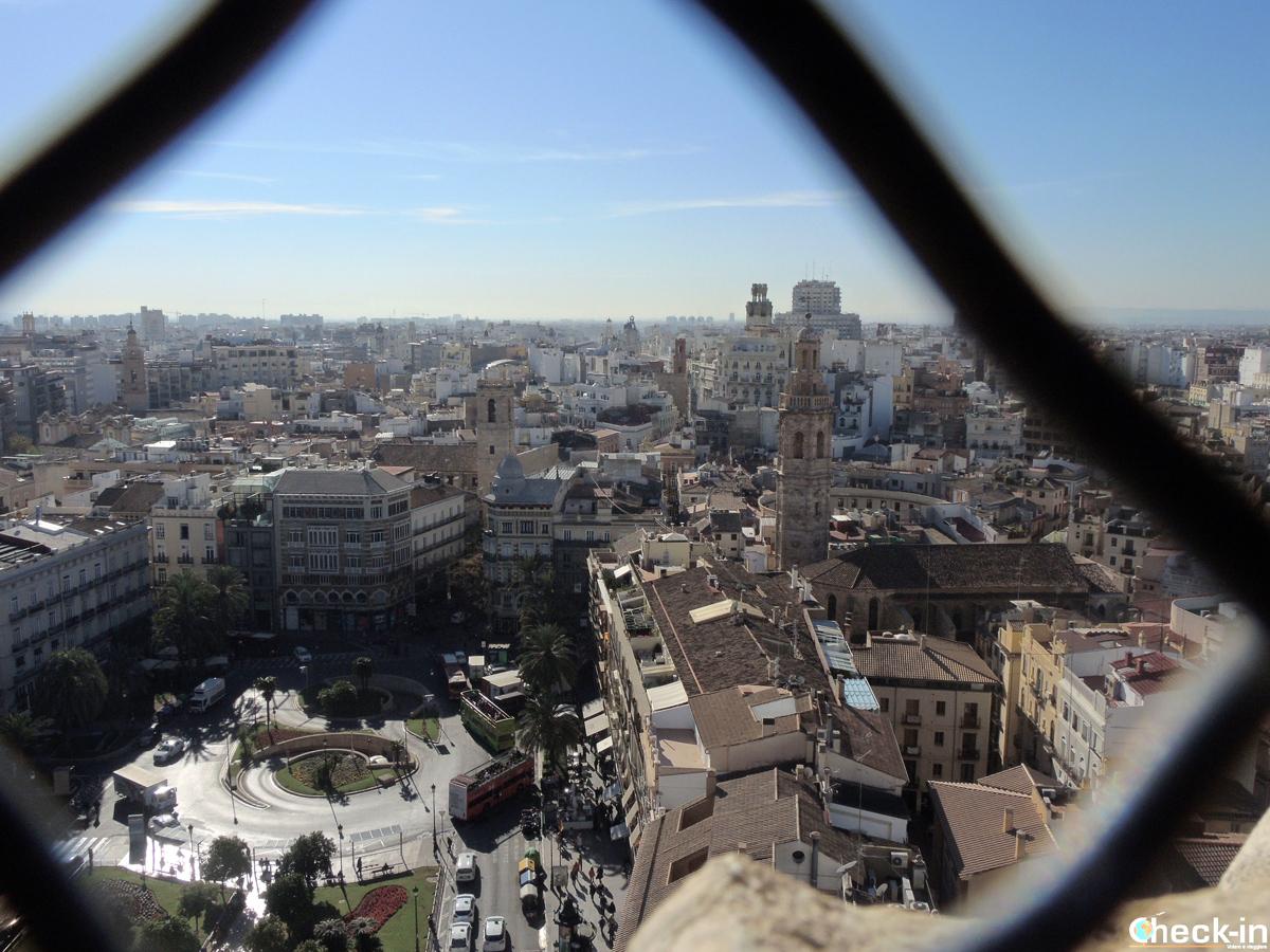 Cosa fare a Valencia: salire in cima al Miguelete, il campanile della Cattedrale