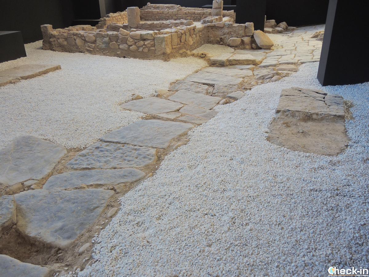 Scorci di Saguntum, la Sagunto romana