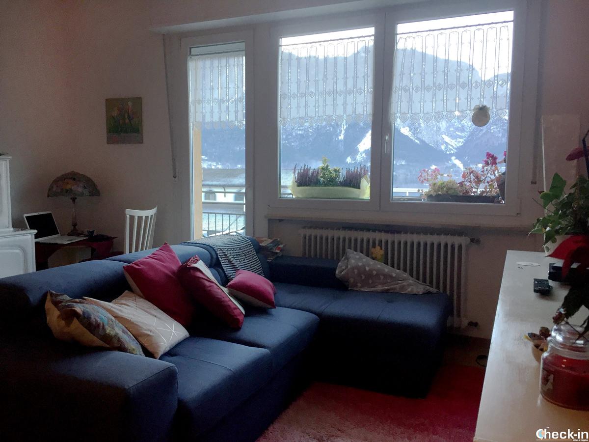 Dove dormire a Levico Terme: b&b da Rosemarie, il soggiorno