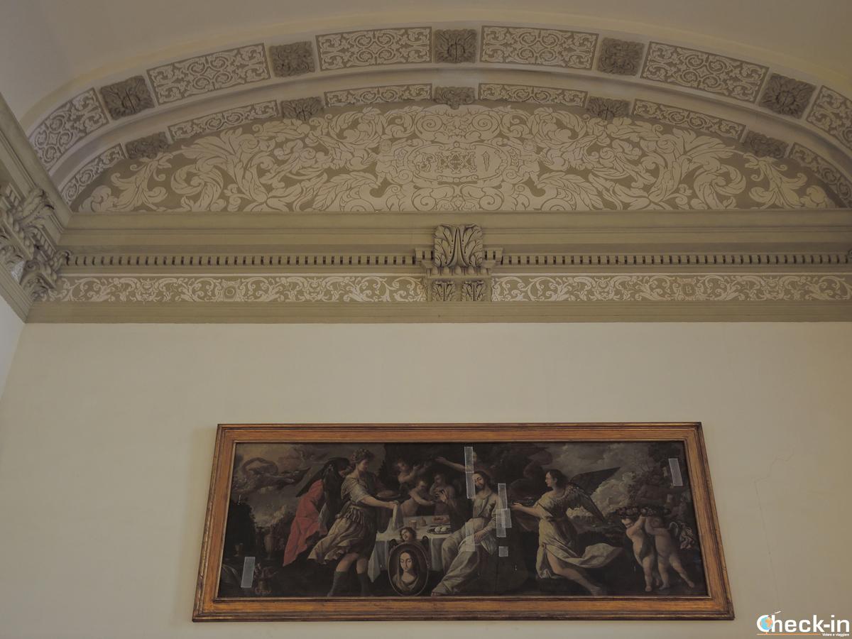 Visita del Real Monasterio de Santa María del Puig - Valencia, Spagna