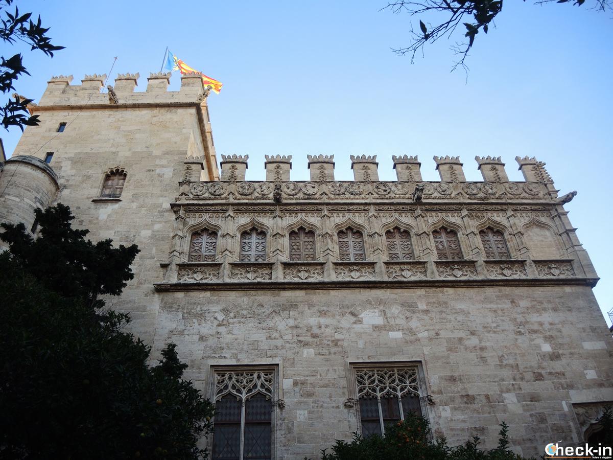 Cosa vedere a Valencia: la Lonja de la Seda, Patrimonio Unesco dell'Umanità