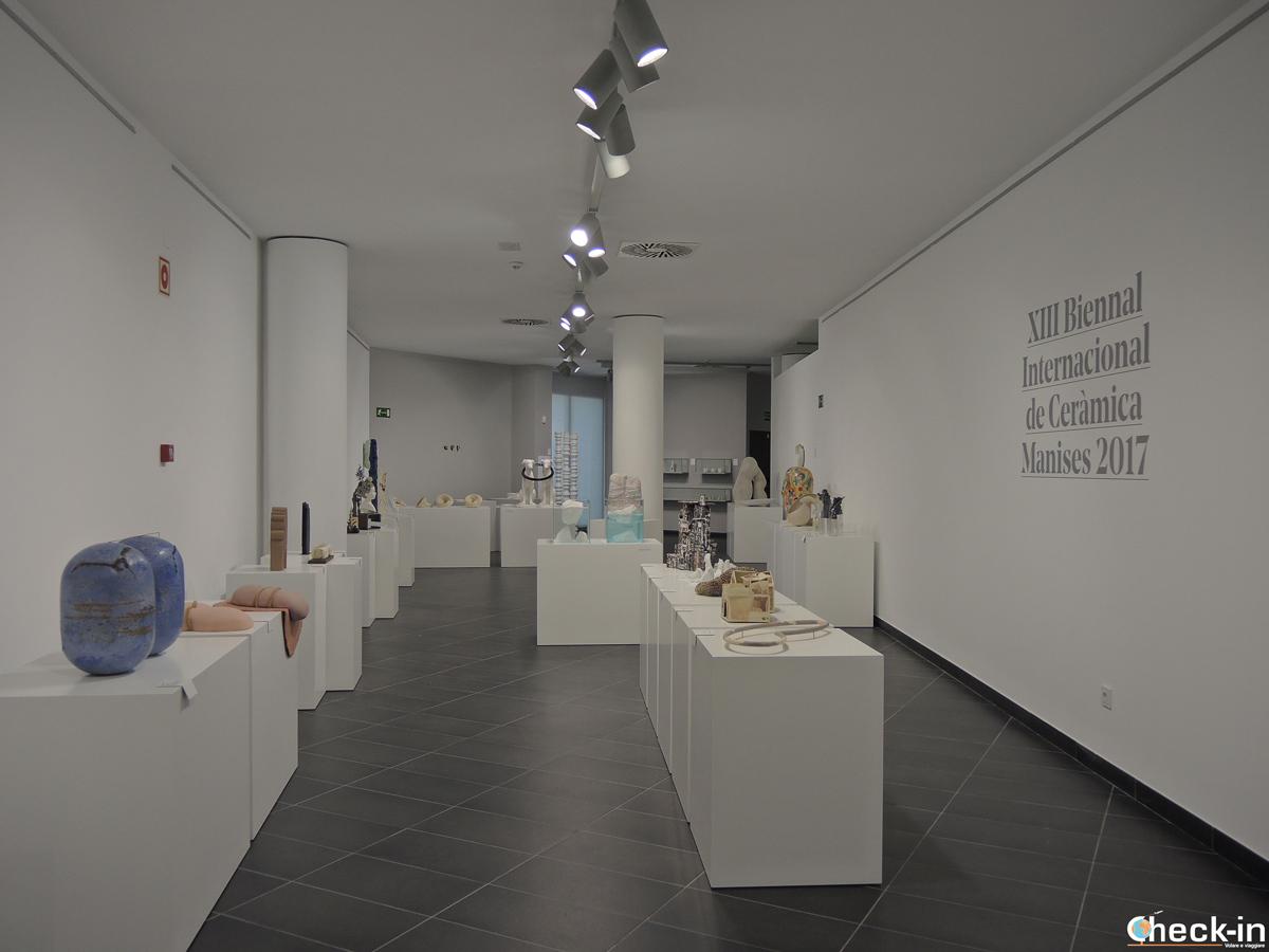 Bienal Internacional de Cerámica en Manises - Edificio El Arte (España)