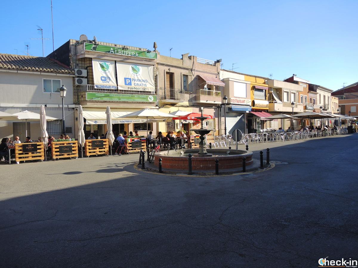 Dónde comer paella en la Albufera de Valencia: etapa a El Palmar