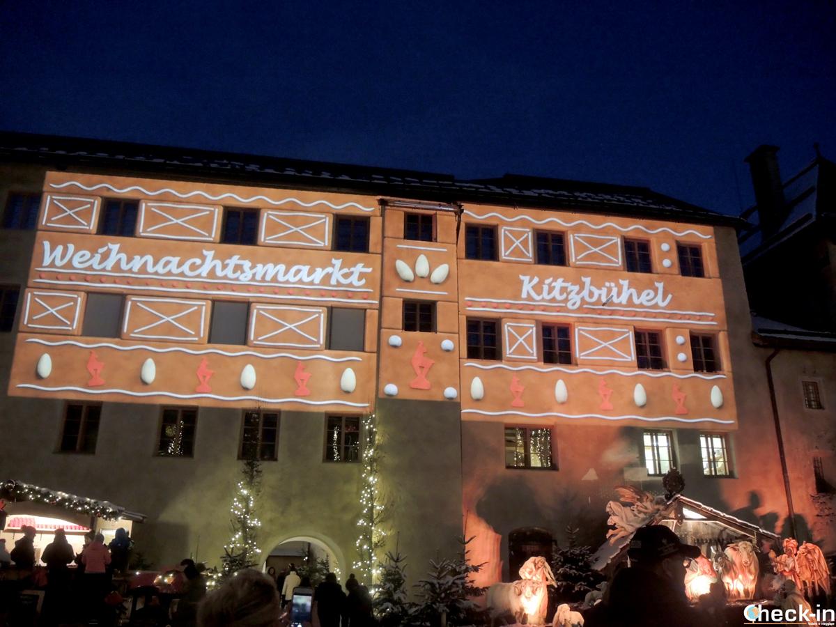 Visita dei Mercatini di Natale di Kitzbühel - Tirolo, Austria