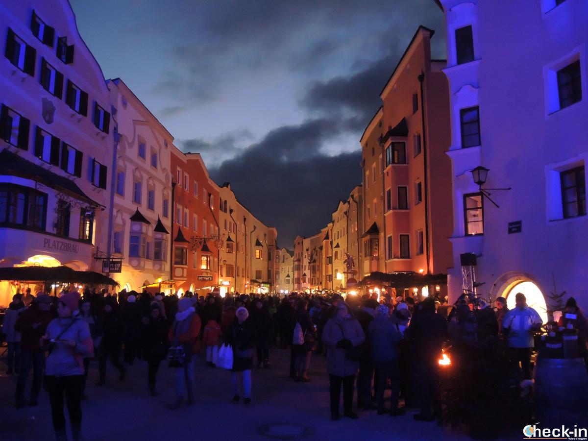 I Mercatini di Natale a Rattenberg, il paese più piccolo dell'Austria