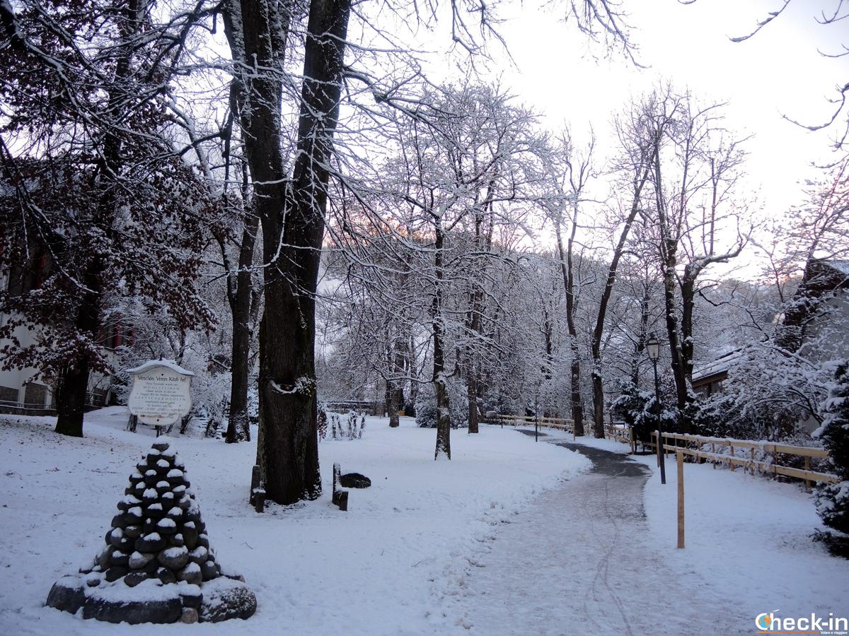 Vacanza in inverno a Kitzbühel - Tirolo, Austria