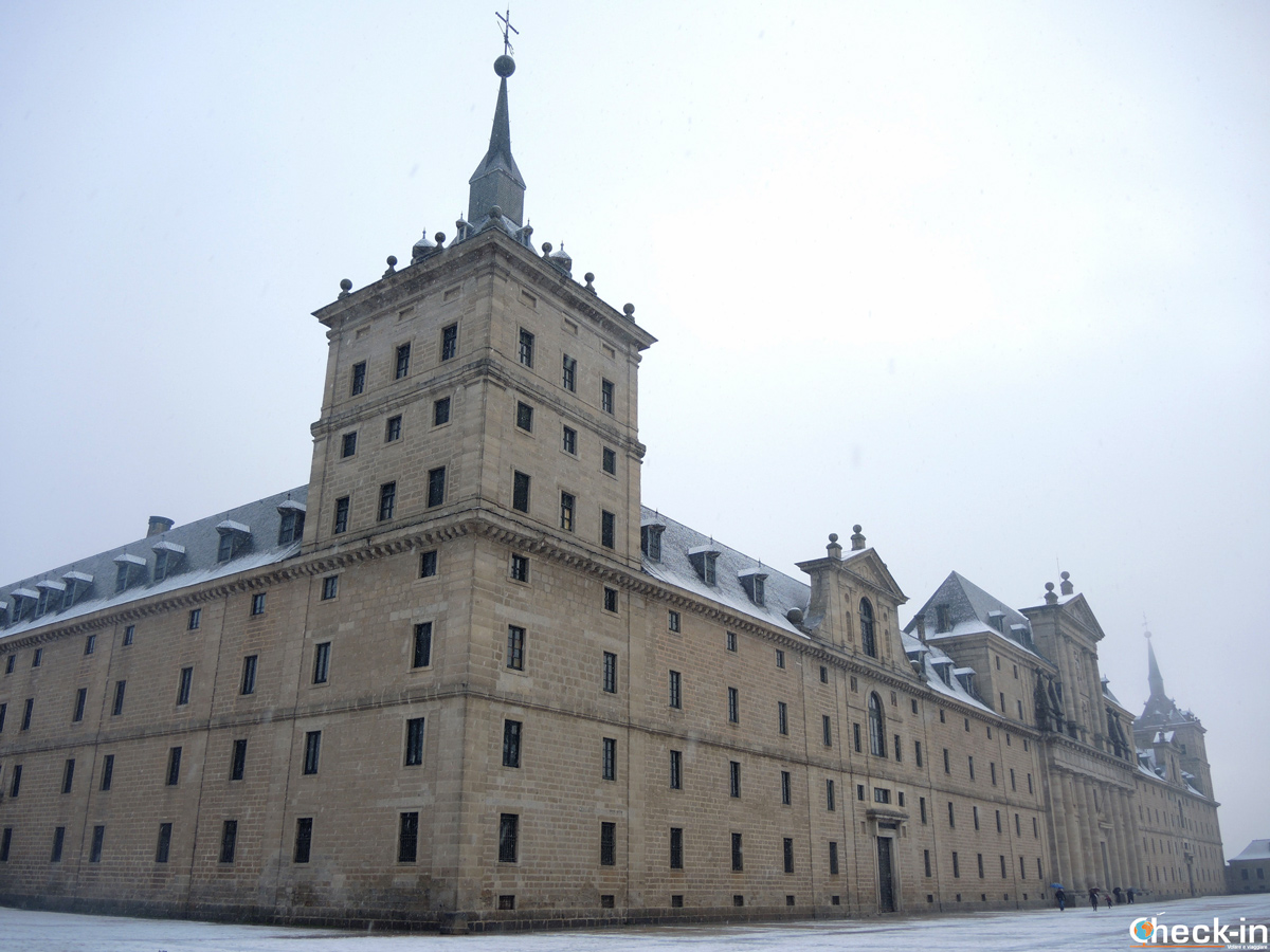 Cosa vedere in provincia di Madrid: il Monastero del Escorial