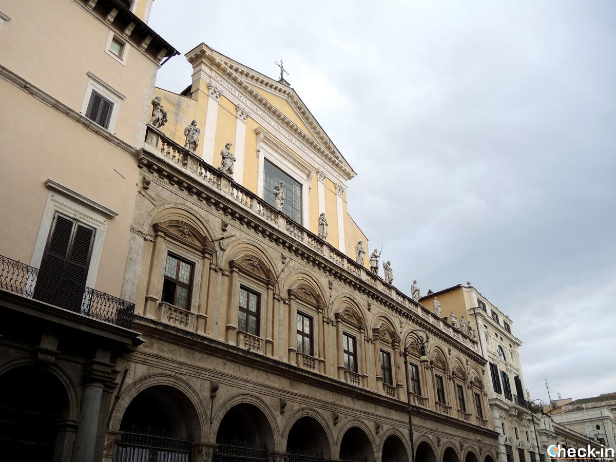 Chiesa dei SS. Apostoli di Roma