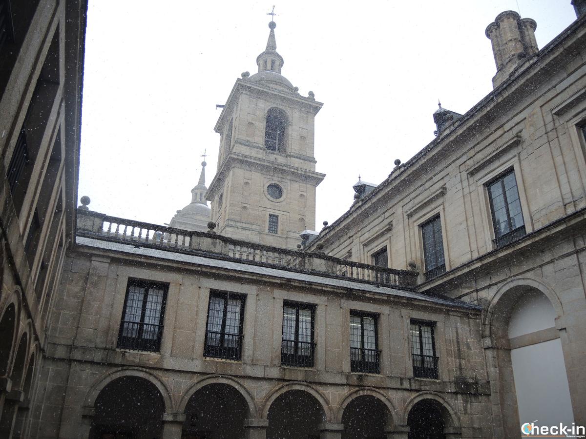 """Il Monastero del Escorial, citato da Dan Brown in """"Origin"""""""