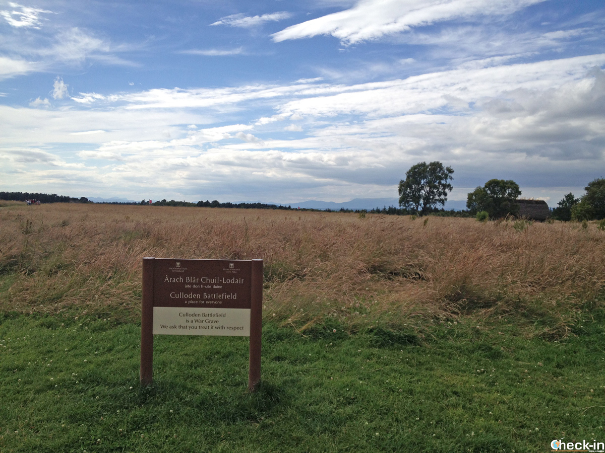 Culloden Battlefield, visita inclusa nel National Trust for Scotland Discover Ticket