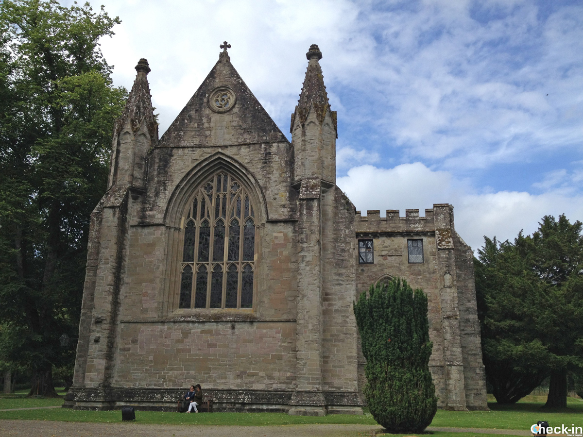 La Cattedrale di Dunkeld, inclusa nell'Historic Scotland Explorer Pass