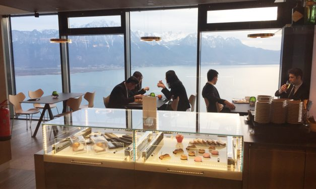 Glion ed il Ristorante Bellevue, visita di uno dei migliori 5 istituti privati di Hospitality Management del mondo