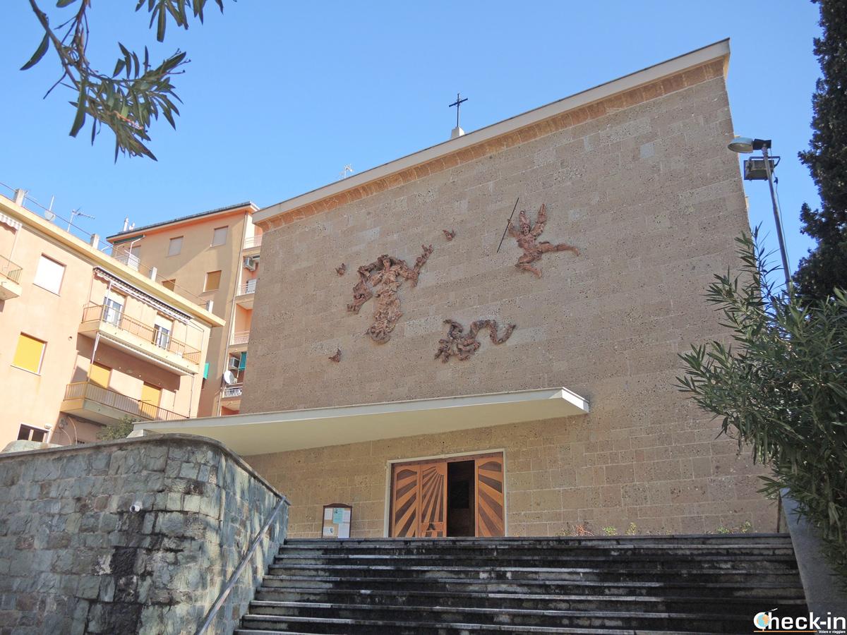 Cosa vedere a Celle: la Chiesa dell'Assunta ai Piani di Celle Ligure