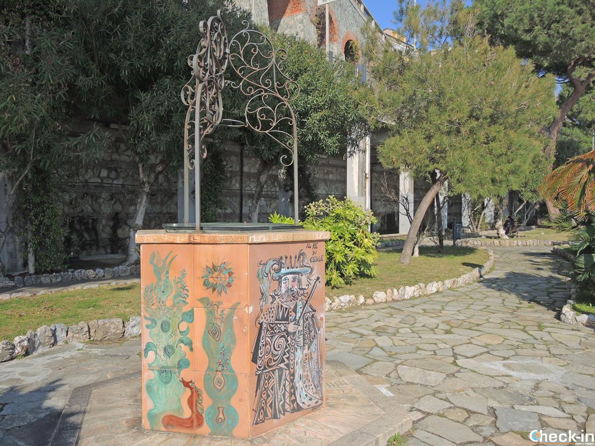 Cosa vedere a Celle Ligure: i giardinetti sul lungomare