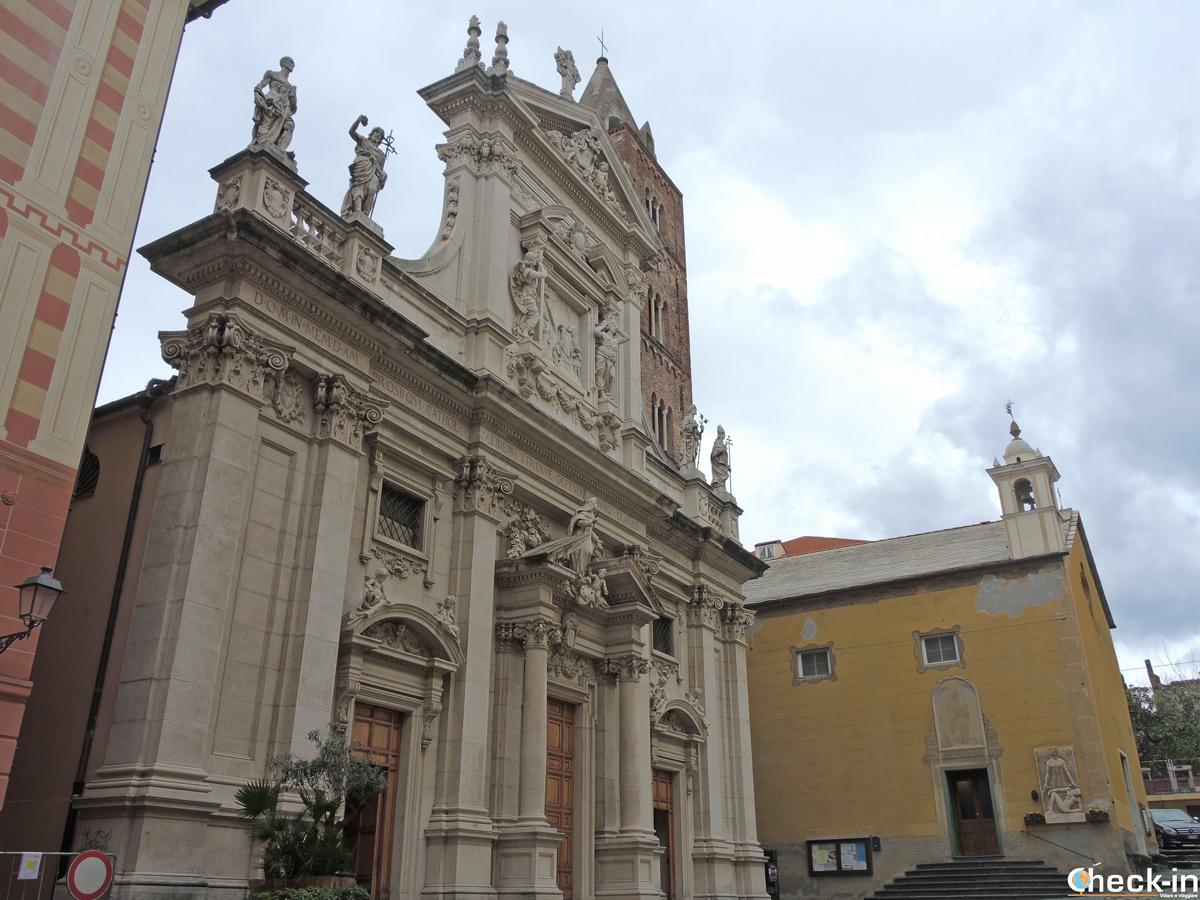 La Chiesa di San Ambrogio e l'Oratorio di San Giuseppe e della SS. Trinità di Varazze