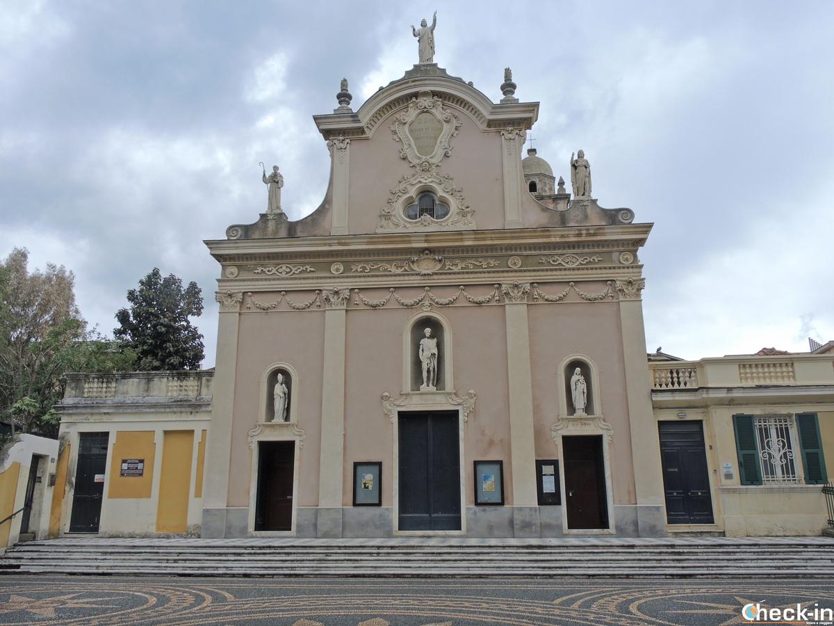 La Chiesa dei Santi Nazario e Celso di Varazze