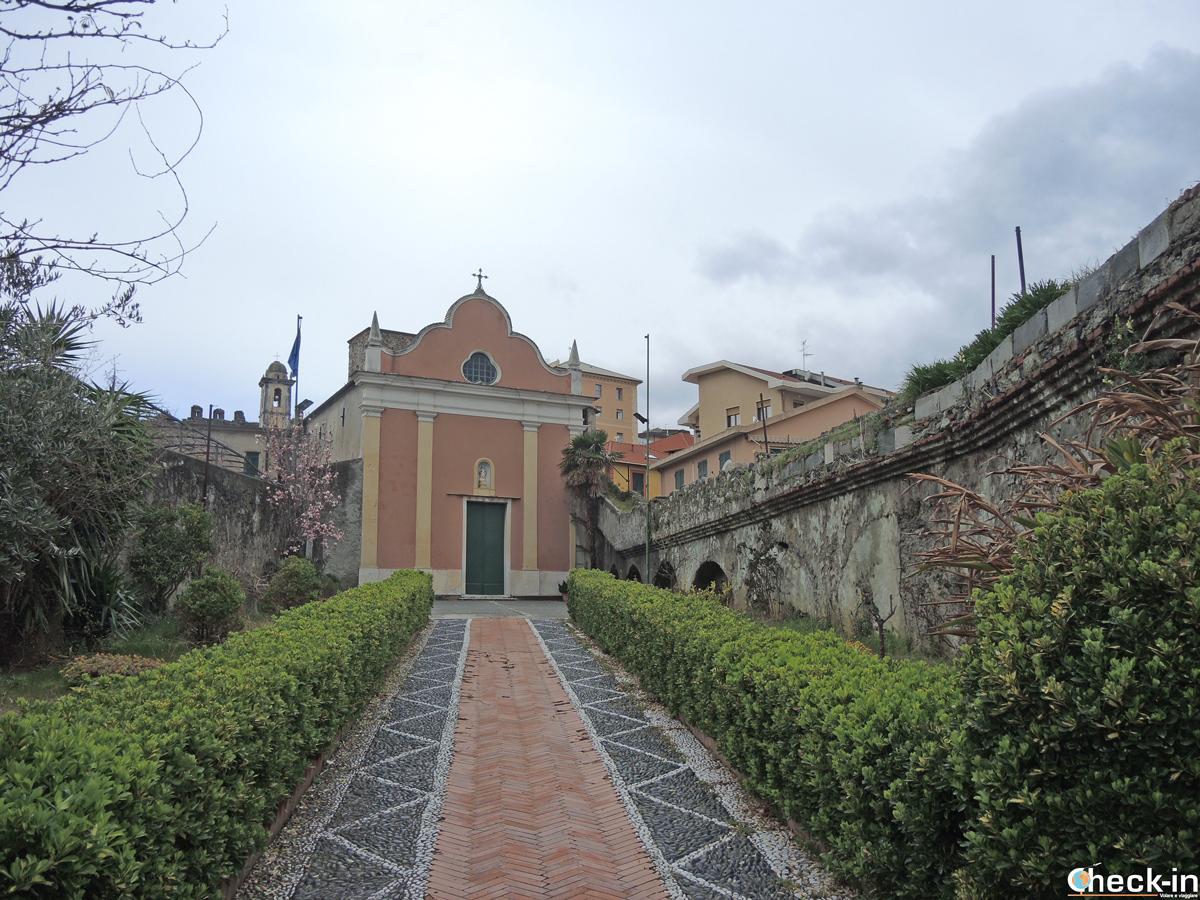 L'Oratorio di Nostra Signora dell'Assunta di Varazze (Liguria)