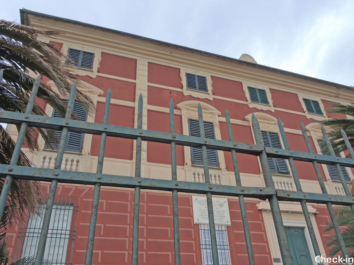 Villa Cirea a Varazze - Provincia di Savona, Liguria