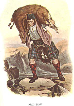 Cultura scozzese: la nomina del capoclan nelle Highlands