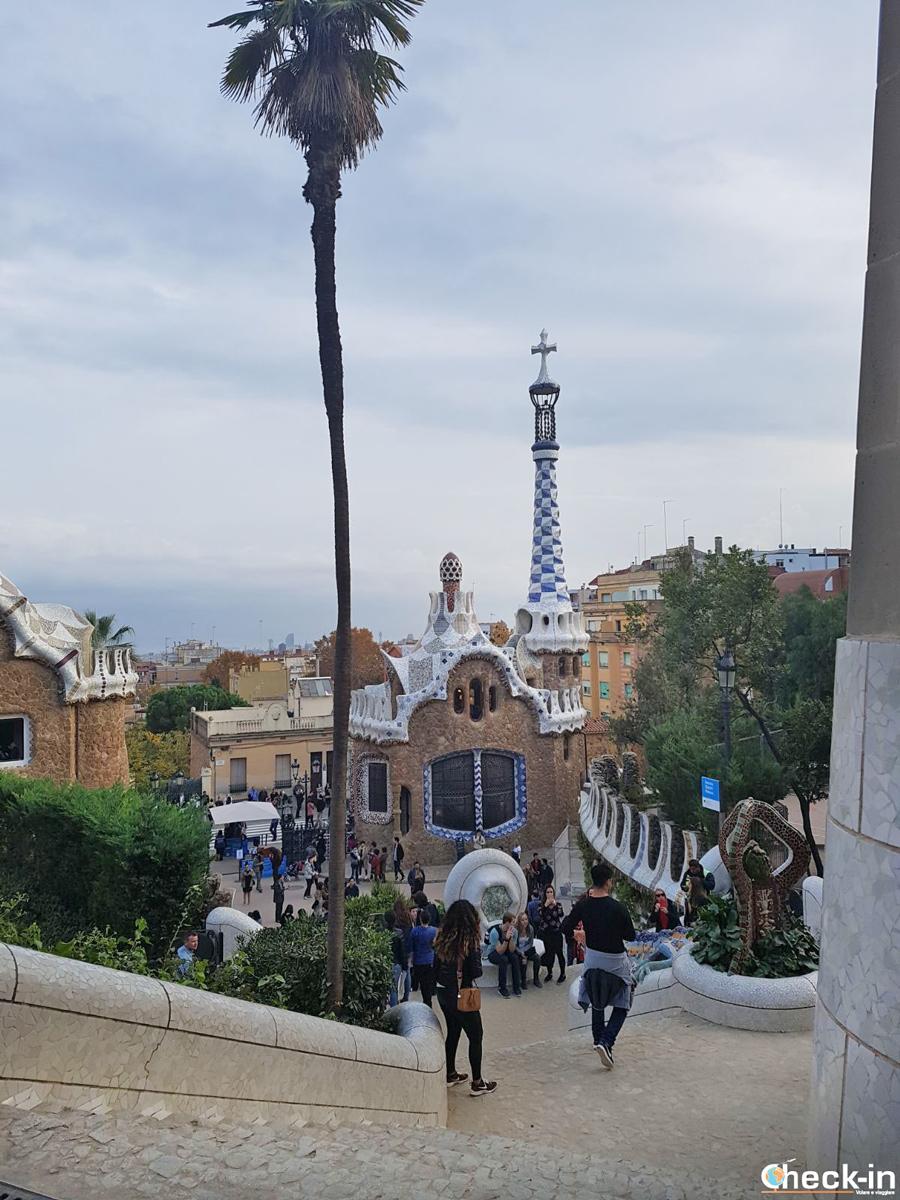 Le 5 cose da non perdere a Barcellona: il Parc Güell di Gaudì
