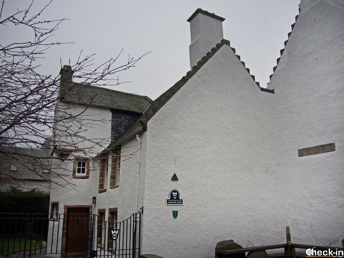 Abertarff House, la casa più antica di Inverness