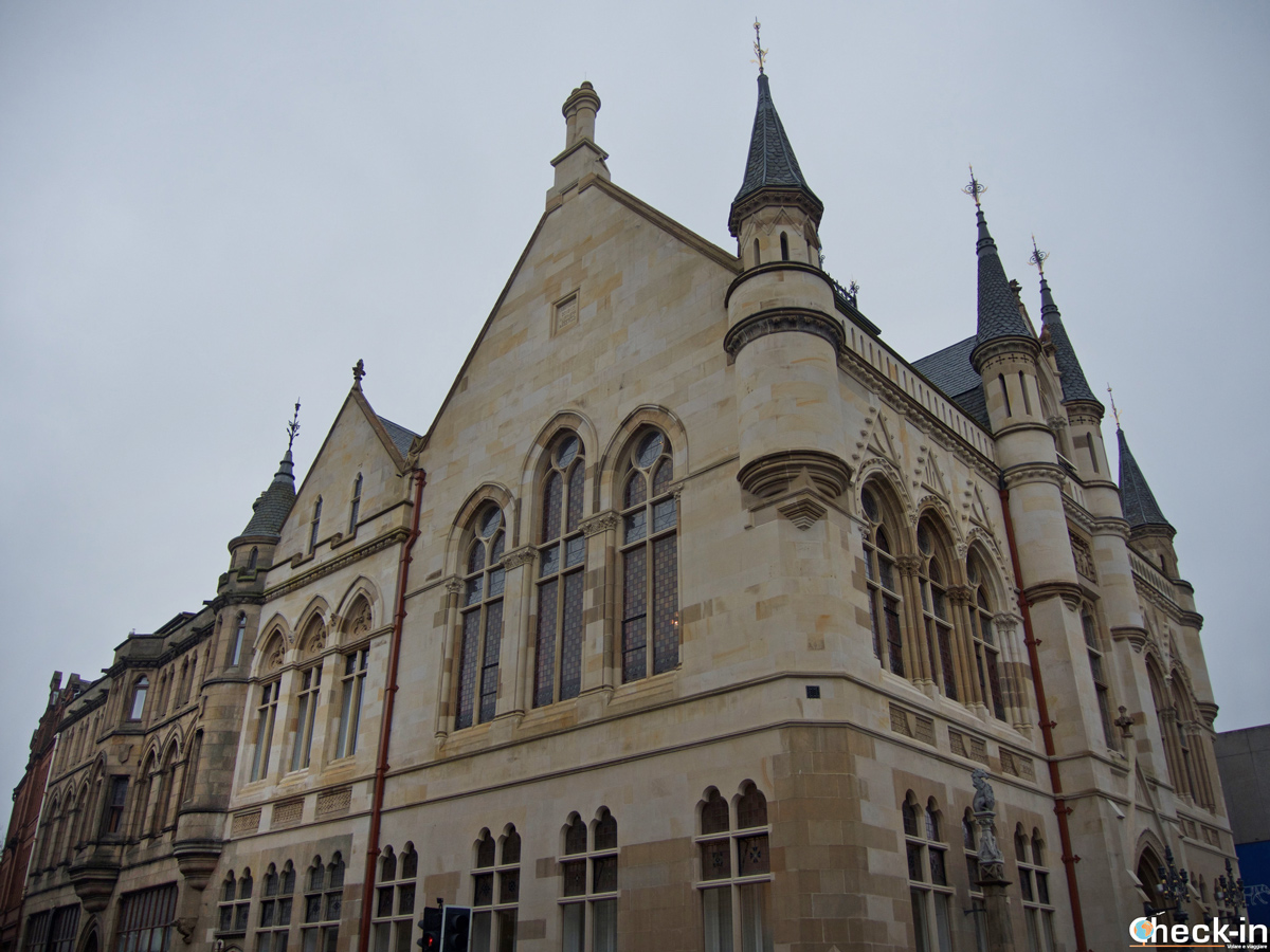 La Town House, il Municipio di Inverness