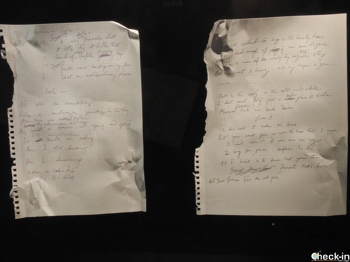 Le ultime canzoni scritte da Freddie Mercury a Montreux