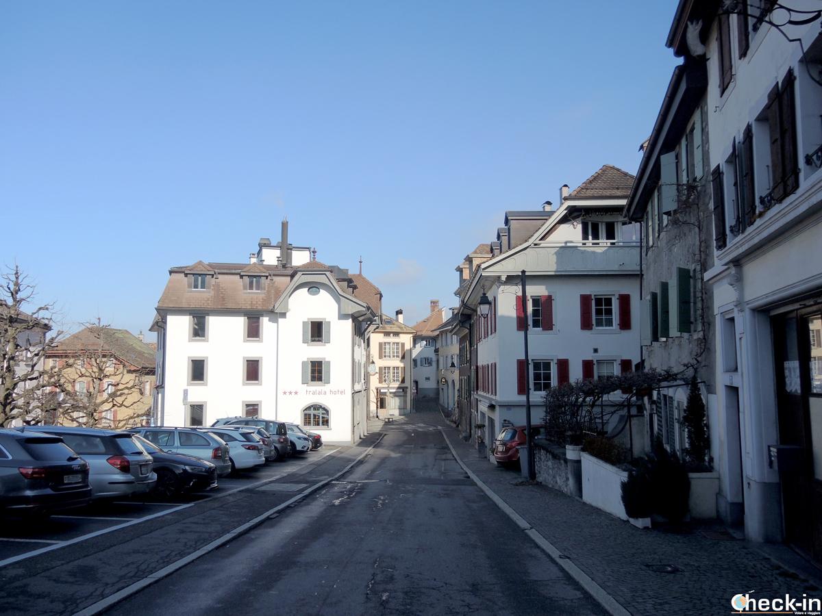 Cosa vedere a Montreux - la Vieille Ville