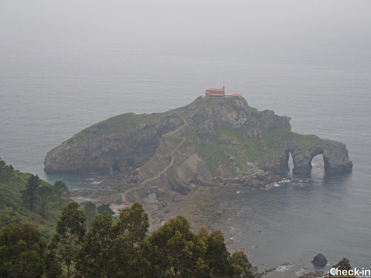 Escursione da Bilbao all'eremo di San Juan de Gaztelugaxte a Bakio