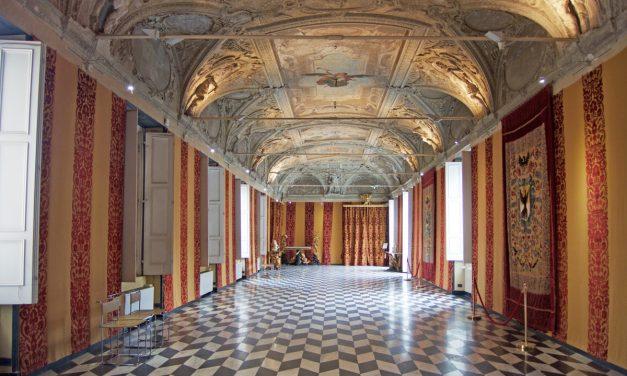 Visita della Villa del Principe – Palazzo di Andrea Doria, dimora nobiliare affacciata sul golfo di Genova e meraviglia del rinascimento europeo