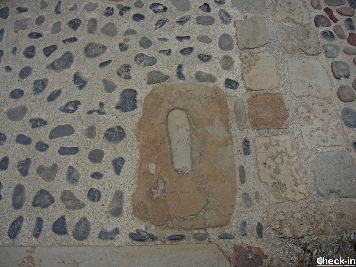 L'impronta di S. Giovanni Battista a San Juan de Gaztelugatxe