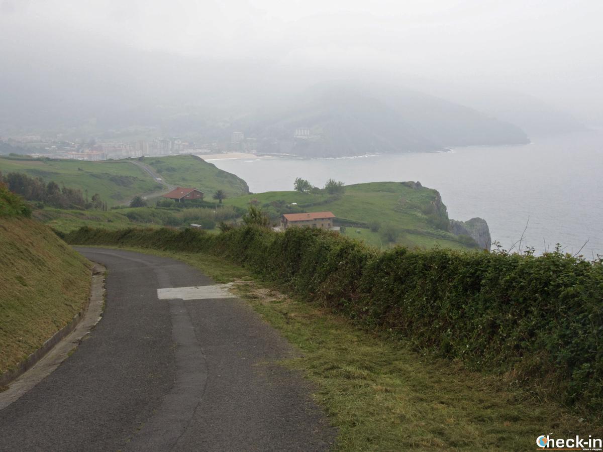 Tratto costiero da Bakio a San Juan de Gaztelugatxe - Paesi Baschi, Spagna
