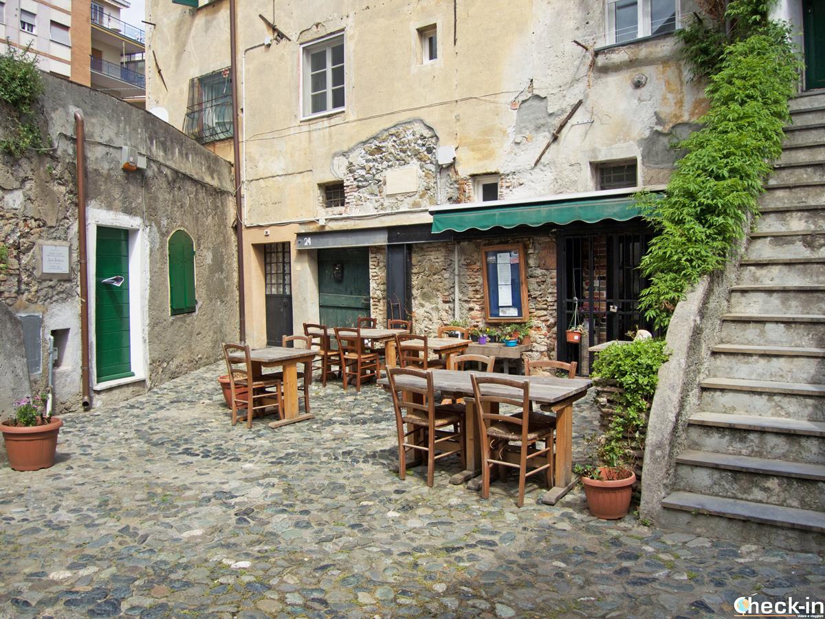 Scorcio di Pozzo Garitta - Albissola Marina, Liguria