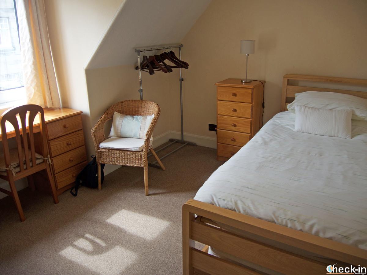 Camera singola al B&B Lothrie Guest House di Kirkcady - Fife, Scozia