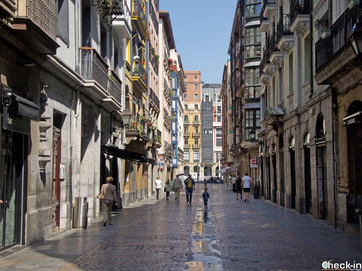 Tour del casco viejo di Bilbao - Spagna