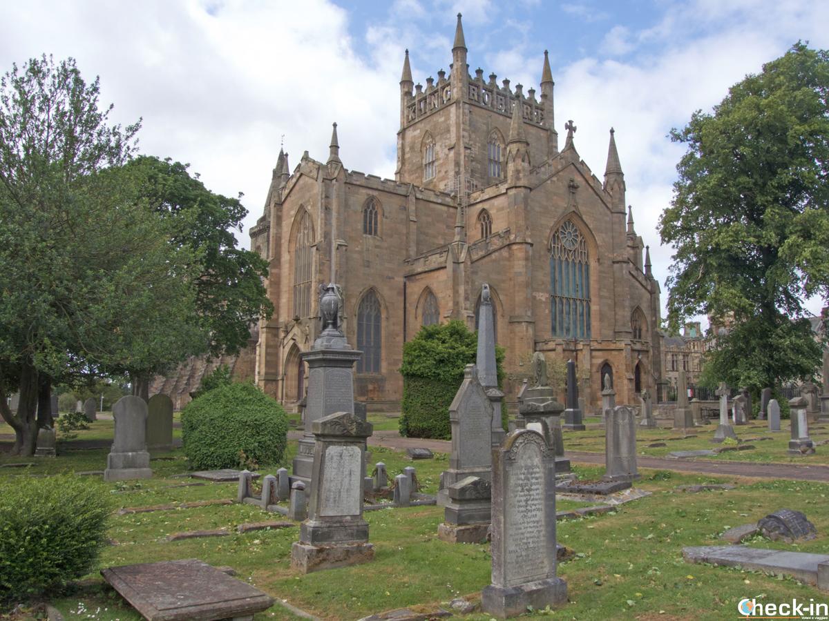 L'Abbazia di Dunfermline - Fife, Scozia