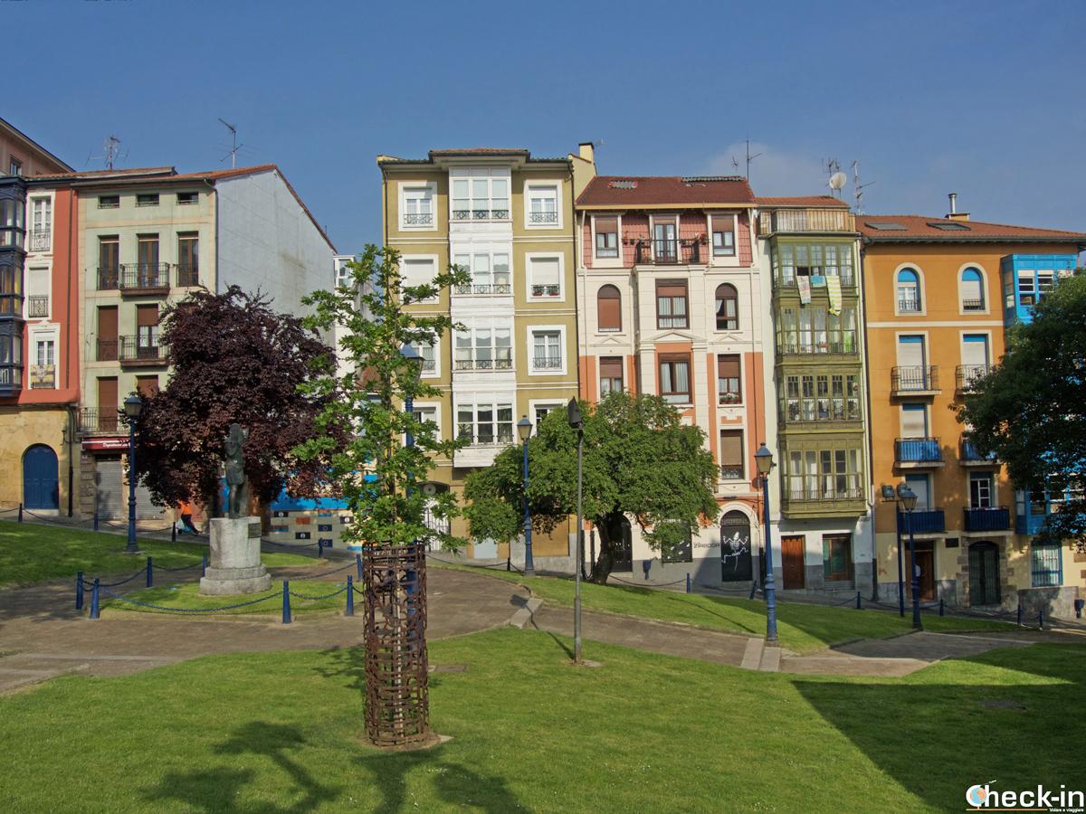 Escursione da Bilbao a Portugalete sulla costa basca