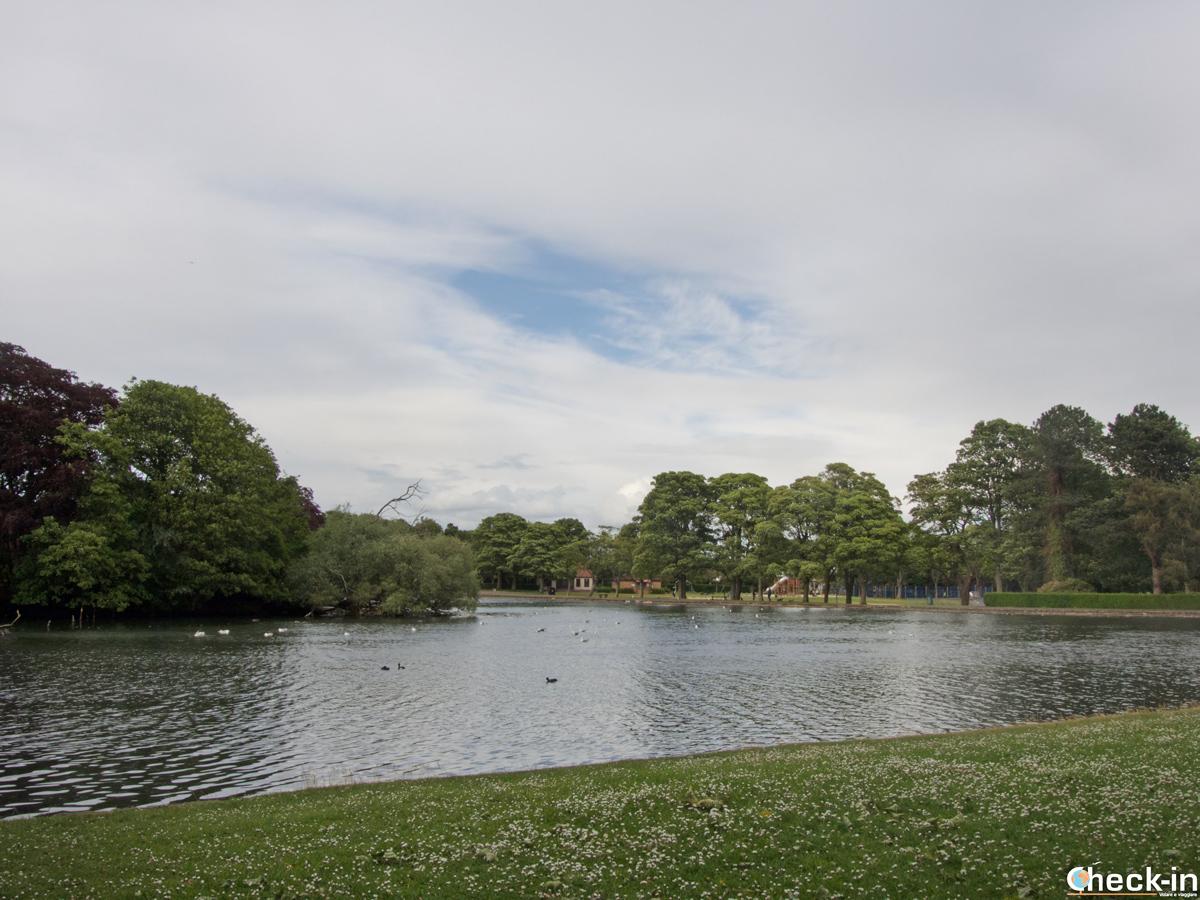 Il Beveridge Park di Kirkcaldy - Fife, Scozia