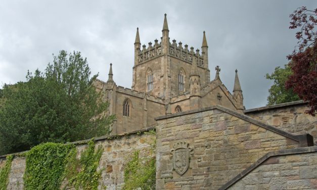Dunfermline, what to see in one day in the Scotland's ancient capital