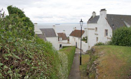 Fare il Coastal Path, il tratto a piedi lungo la costa del Fife da Kirkcaldy a East Wemyss