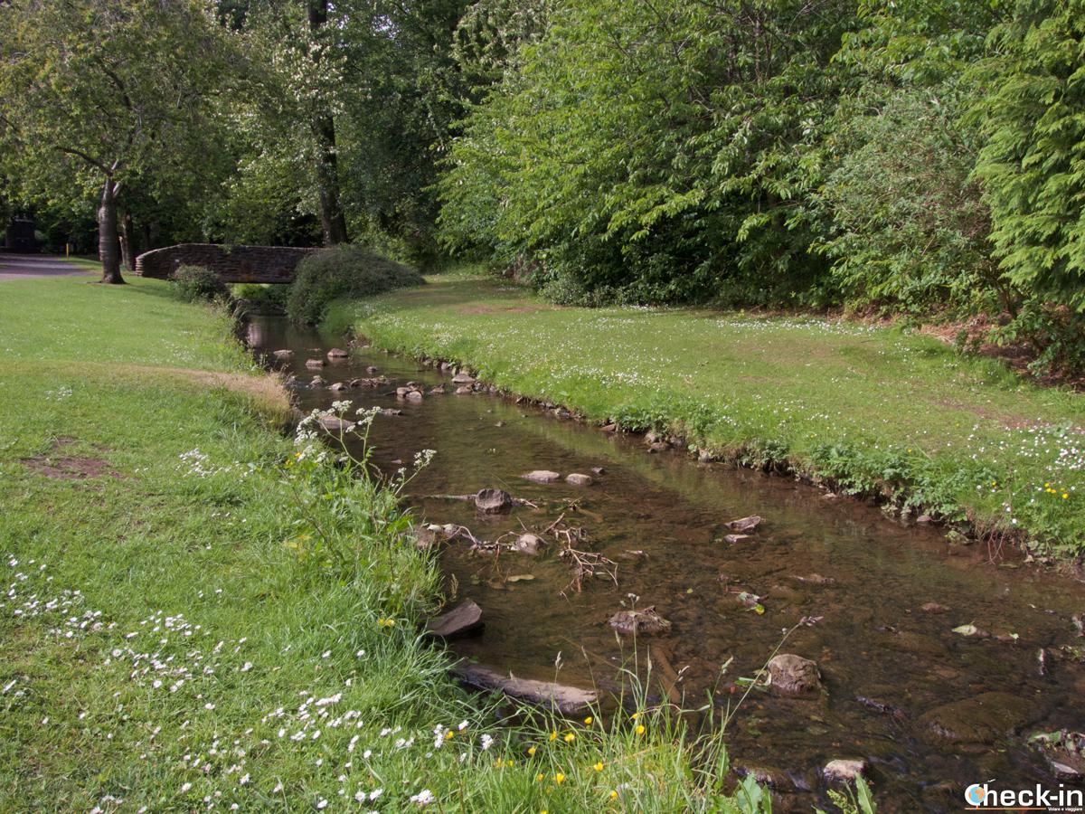 Cosa vedere a Leven (Scozia): il parco pubblico Letham Glen