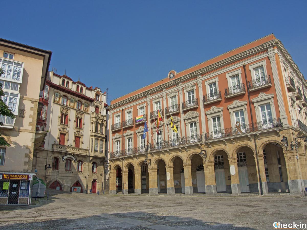 Plaza del Solar - Portugalete, Bilbao