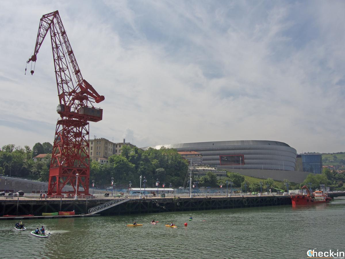 El nuevo estadio San Mamés del Athletic Bilbao