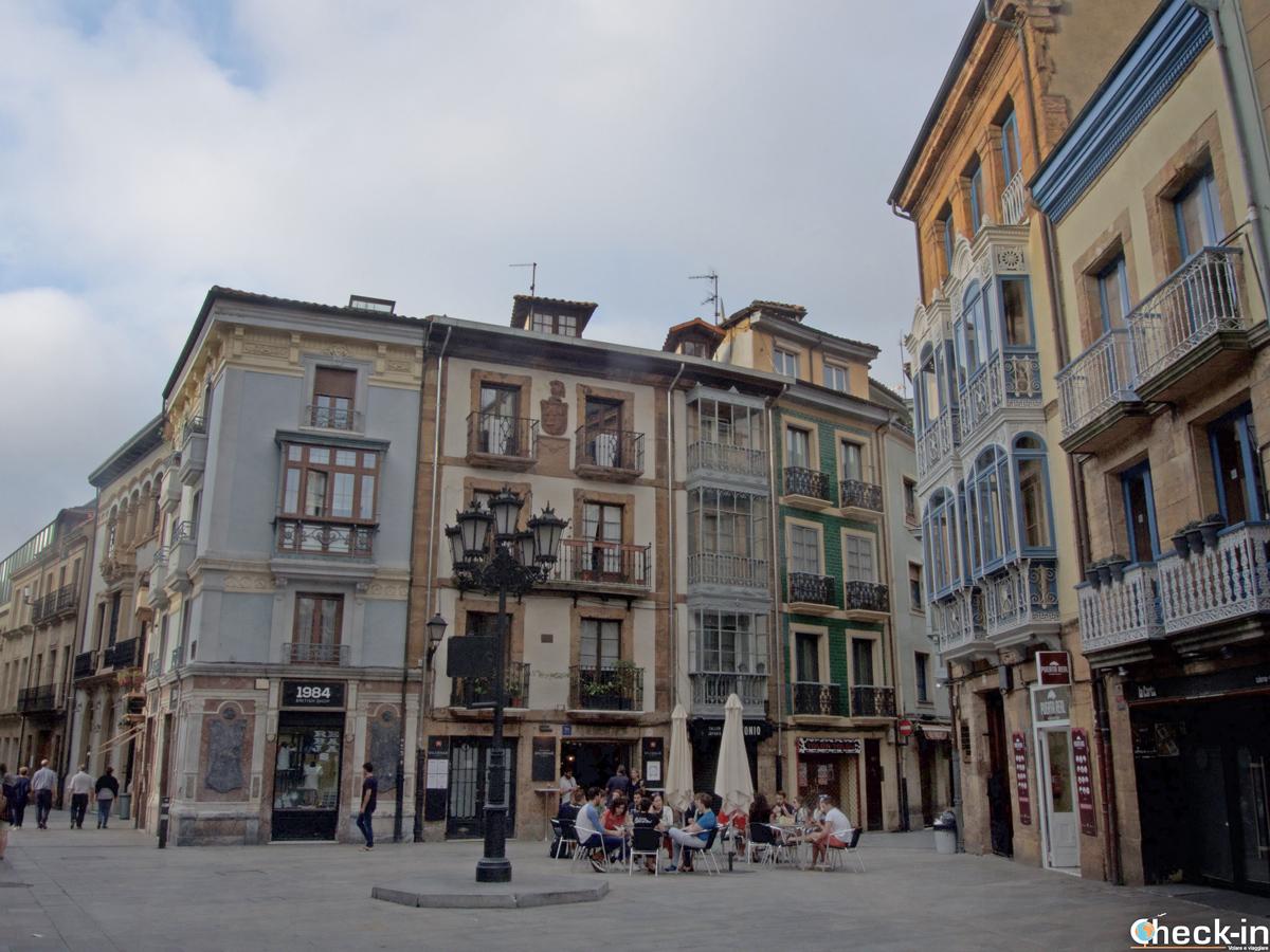 Visita del centro storico di Oviedo - Asturie, Spagna
