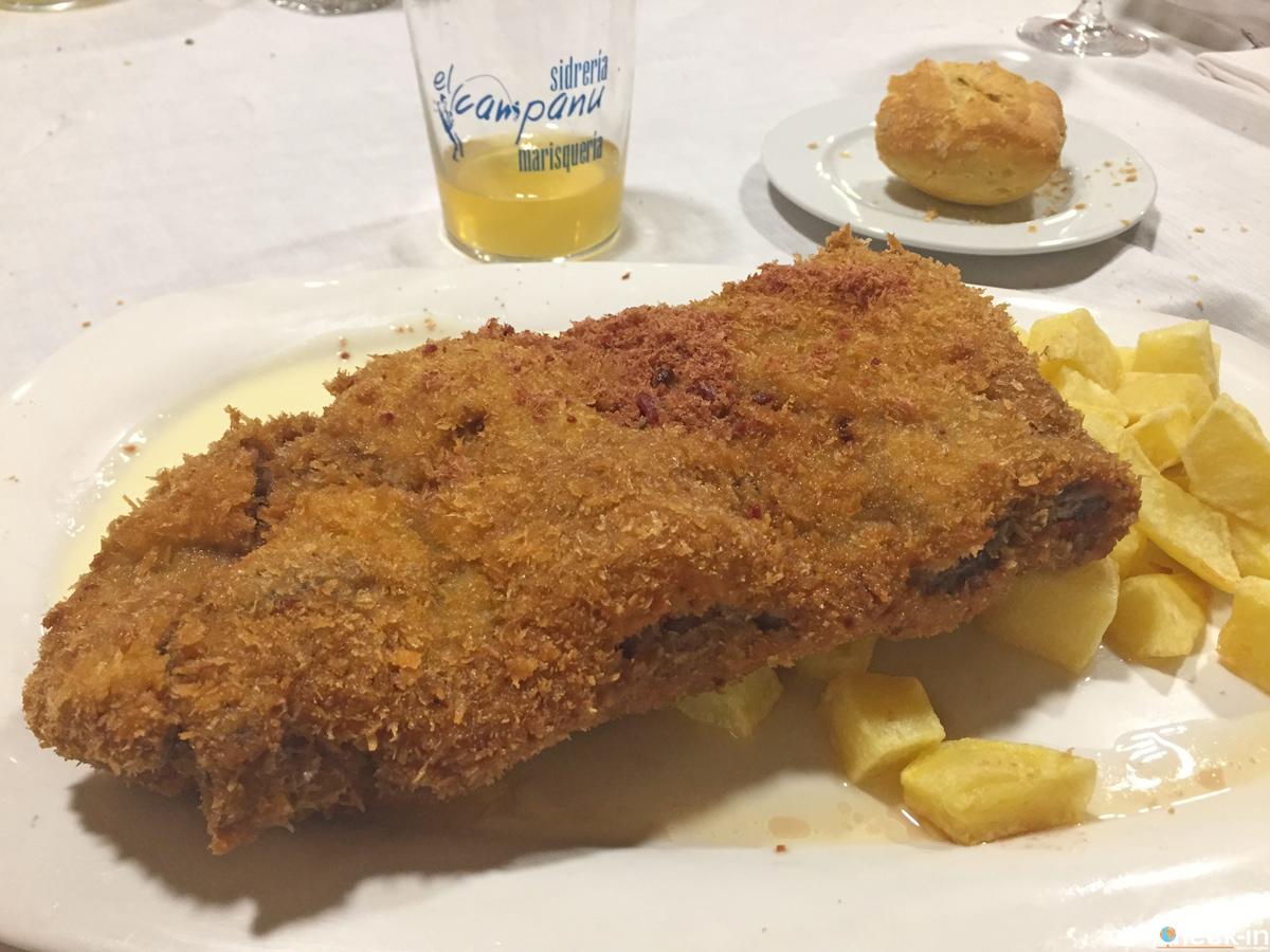 Cosa mangiare nelle Asturie: il cachopo