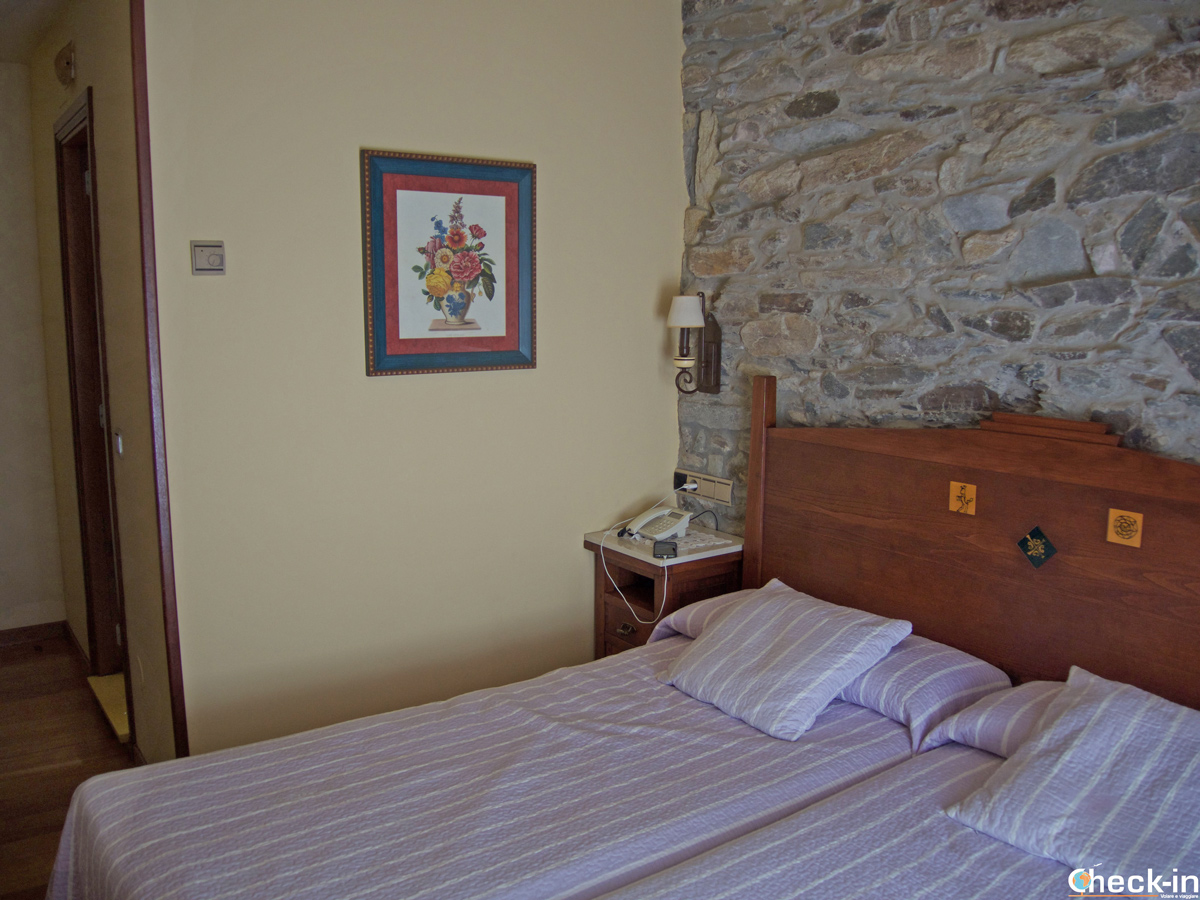Camera doppia all'Hotel Casa Prendes di Cudillero - Asturie, Spagna